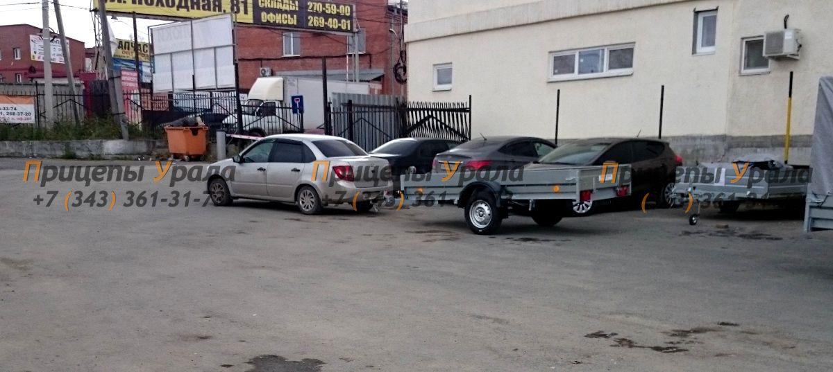 Прицеп Трейлер в Екатеринбурге