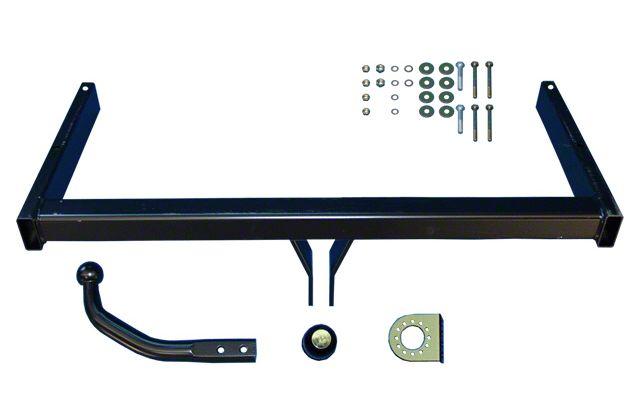 Фаркоп на Superb (Bosal 2137-A) Съёмный крюк на 2 болтах