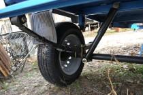 Подвеска легкового прицепа - рессора или резина