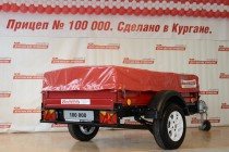 Курган выпустил 100000-ый автоприцеп