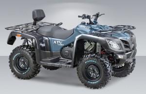 Обновленный квадроцикл Stels ATV 600 GT от Веломоторс