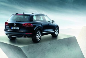 Эксклюзивный Volkswagen Touareg Edition X