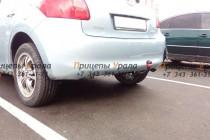Фаркоп на Toyota Auris