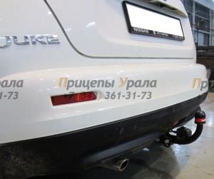 Фаркоп на Nissan Juke (4WD)  (Bosal 4372-A)