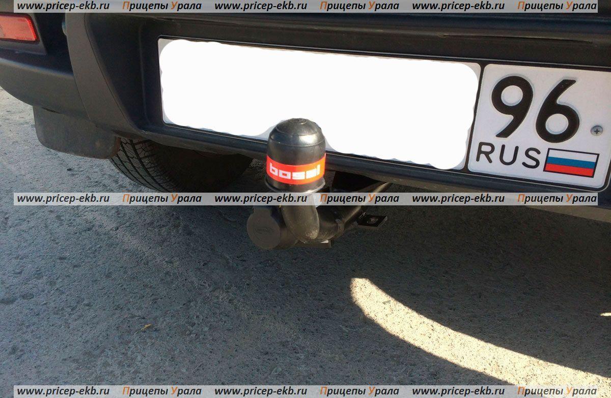 Фаркоп на Chevrolet Niva (Bosal 1223-A) 2002 - настоящее время. 4