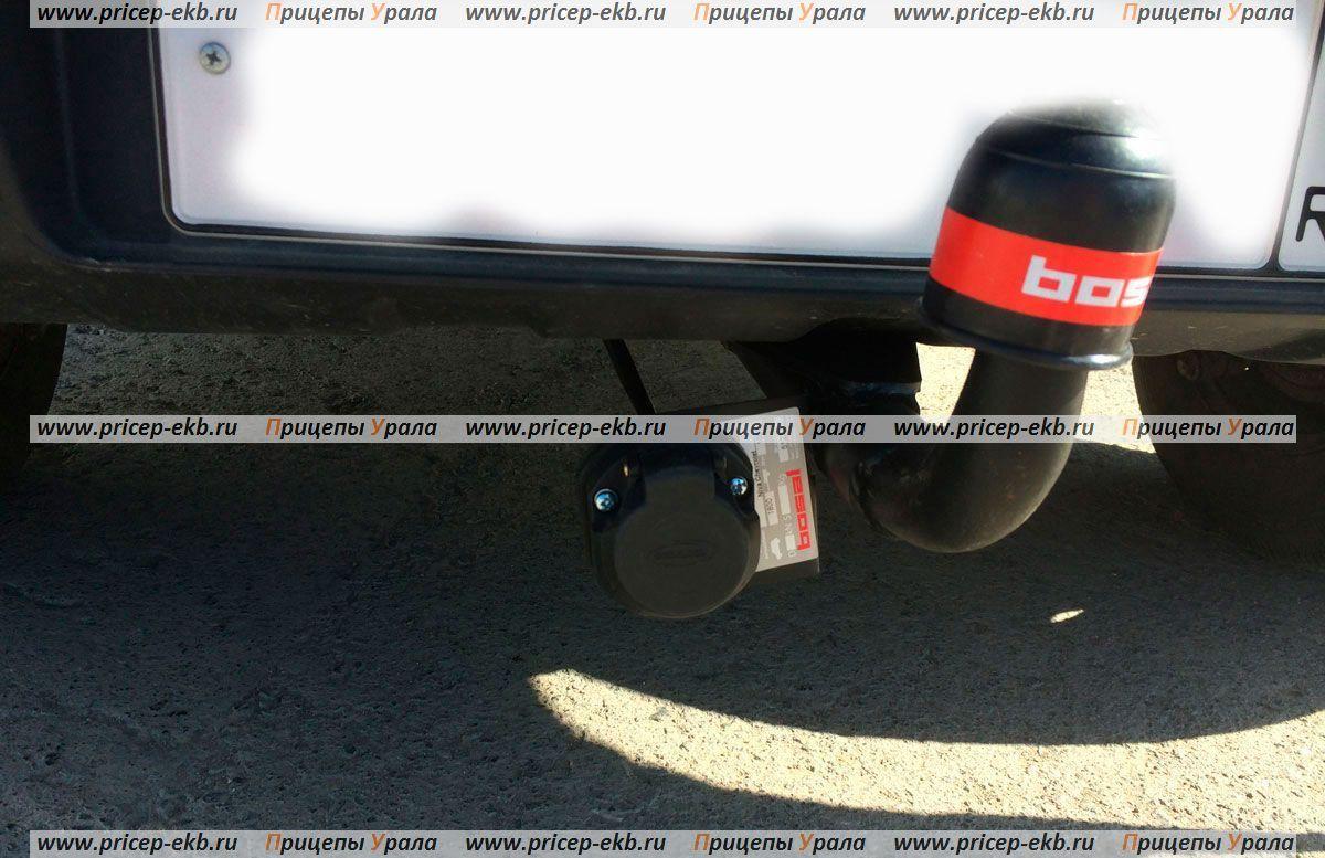 Фаркоп на Chevrolet Niva (Bosal 1223-A) 2002 - настоящее время. 3