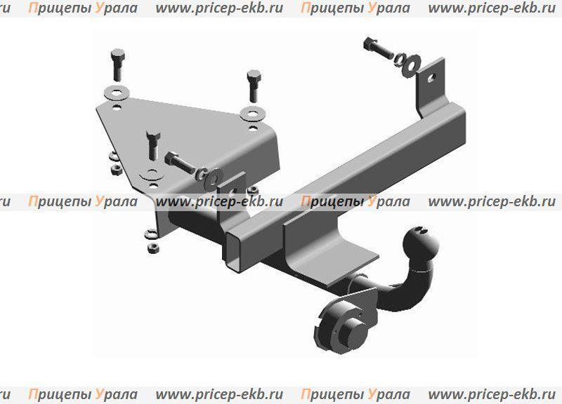 Фаркоп на ВАЗ 2119 (Калина хэтчбек) (Трейлер 1119)