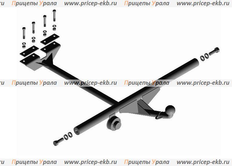 Фаркоп на ВАЗ 2107 (Трейлер 2105)