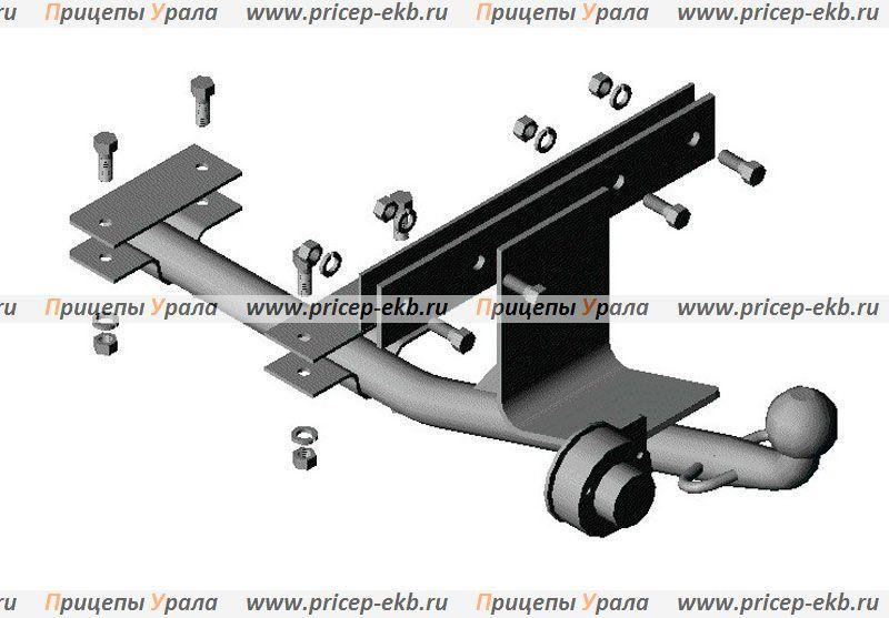 Фаркоп на ВАЗ 2108, 2109 (Трейлер 2108)
