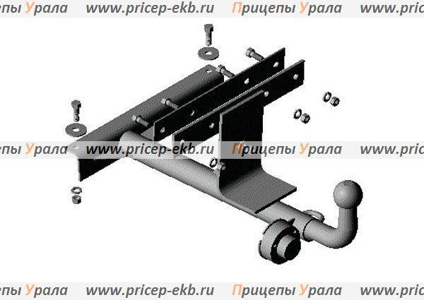 Фаркоп на ВАЗ 2113, 2114 (Трейлер 2114)