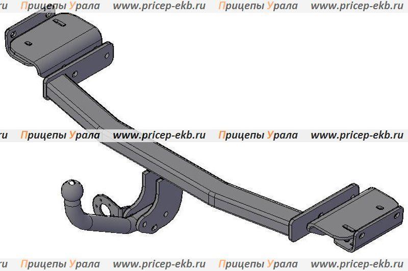 Фаркоп KIA Sportage 3 / Hyundai IX35 (Трейлер 7312) 2010 - настоящее время
