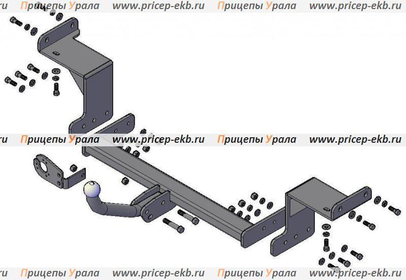 Фаркоп KIA Ceed универсал / Hyundai i30 универсал (Трейлер 7351) 2012 - настоящее время