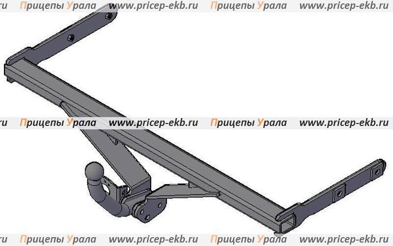 Фаркоп NISSAN Juke 2WD / 4WD (Трейлер 7730)  2010 - настоящее время