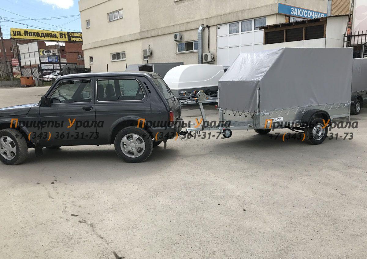 прицеп ВИКИНГ 7161-02