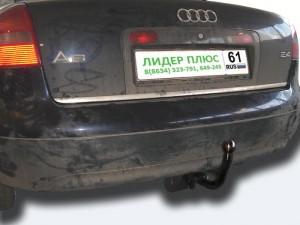 Фаркоп на Audi A6 седан (1997-2004) (Лидер-Плюс A103-A)