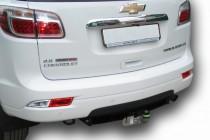 Фаркоп на Chevrolet Trailblaser (2012-) (Лидер-Плюс C216-F)