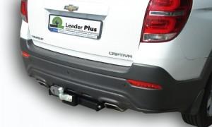 Фаркоп на Chevrolet Captiva (2006 - 2013, 2013 -  ) (Лидер-Плюс C217-F)