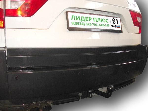 Фаркоп на BMW X3 (2004-2010) (Лидер-Плюс B202-A)