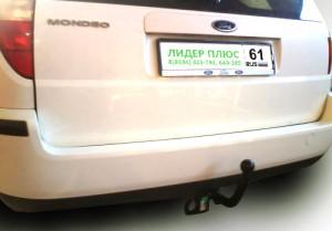 Фаркоп на Ford Mondeo универсал (BWY) (2000-2007 ) (Лидер-Плюс F112-A)