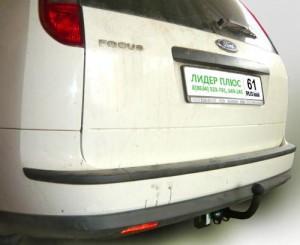 Фаркоп на Ford Focus II универсал ( 2004 - 2011) (Лидер-Плюс F109-A)