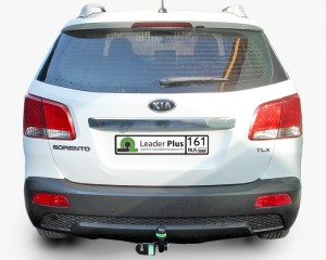 Фаркоп на Hyundai Santa Fe (2006-2009), Kia Sorento 3 (2009-2012) (Лидер-Плюс K117-A)