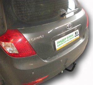Фаркоп на Hyundai i30 хэтчбек, Kia Ceed хэтчбек   (2007- 2012) (Лидер-Плюс K110-A)