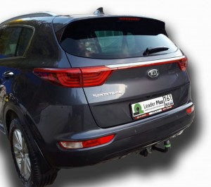 Фаркоп на Hyundai Tucson (2016-), Kia Sportage (2016) (Лидер-Плюс H226-A)