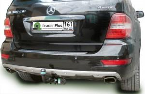 Фаркоп на Mercedes M Class (W164) (2005-2011) (Лидер-Плюс M205-A)