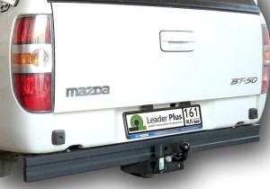 Фаркоп на Mazda BT-50  (2006-2012)  (Лидер-Плюс M305-F)