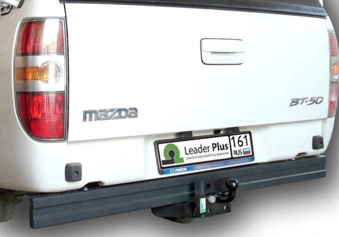 Фаркоп на Ford Ranger (2006-2012), Mazda BT-50 (2006-2012) (Лидер-Плюс M305-FC)