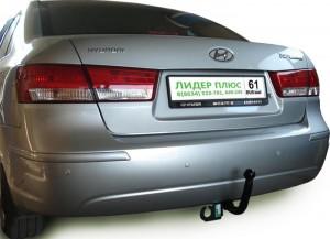 Фаркоп на Hyundai Sonata (2004-2010) (Лидер-Плюс H211-A)