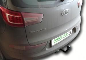 Фаркоп на Hyundai IX35 (2010-), Kia Sportage (2010-2015) (Лидер-Плюс K112-A)