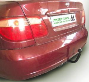 Фаркоп на Nissan Almera седан  (2000-2006) (Лидер-Плюс N106-A)