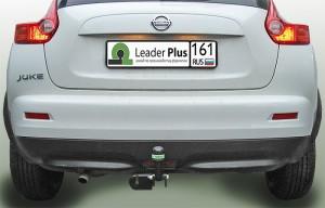 Фаркоп на Nissan Juke (2WD)  (2010-) (Лидер-Плюс N116-A)
