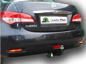 Фаркоп на Nissan Almera (2013-) (Лидер-Плюс N120-A)