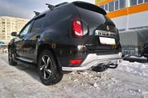 Фаркоп на Renault Duster