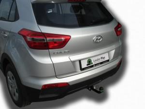 Фаркоп на Hyundai Creta (2016-)(Лидер-Плюс H227-A)