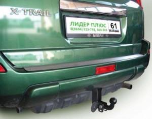 Фаркоп на Nissan X-Trail  (T30) (2003-2007) (Лидер-Плюс N102-A)