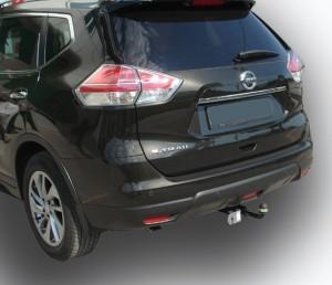 Фаркоп на Nissan X-Trail (T32) (2014-) (Лидер-Плюс N122-A)