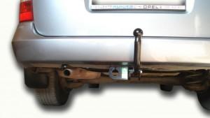 Фаркоп на Opel Astra G Универсал (1998-2004) (Лидер-Плюс O112-A)