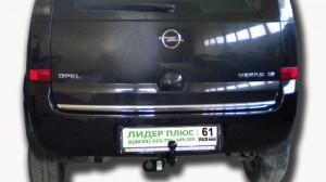 Фаркоп на Opel Meriva 1 (2003-2010) (Лидер-Плюс O113-A)