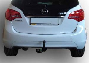 Фаркоп на Opel Meriva 2 (2010-) (Лидер-Плюс O115-A)