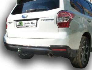Фаркоп на Subaru Forester (2012-) (Лидер-Плюс S305-A)