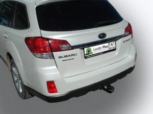 Фаркоп на Subaru Outback (2009-2014) (Лидер-Плюс S307-A)