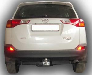 Фаркоп на Toyota Rav 4 (2012-) (Лидер-Плюс T116-F)