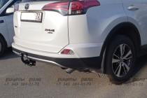 Фаркоп на Toyota Rav 4 (2013-2019) (Лидер-Плюс T116-A)