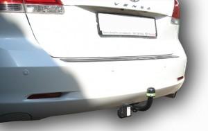 Фаркоп на Toyota Venza (2008-2013) (Лидер-Плюс T118-A)