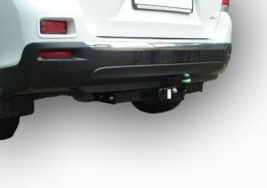 Фаркоп на Toyota Highlander (2010-2013) (Лидер-Плюс T119-F)