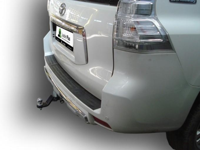 Фаркоп на Toyota Land Cruiser Prado 120 (2002-2009), Land Cruiser Prado 150 (2009-) (Лидер-Плюс T123-AE)