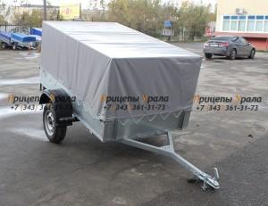 "Прицеп ""ВИКИНГ"" 7161-00 эко"